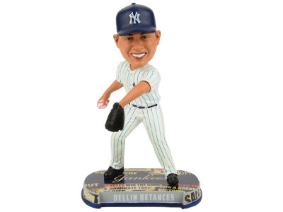 New York Yankees Dellin Betances Forever Collectibles Headline Bobblehead