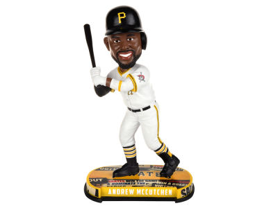 Pittsburgh Pirates Andrew McCutchen Forever Collectibles Headline Bobblehead
