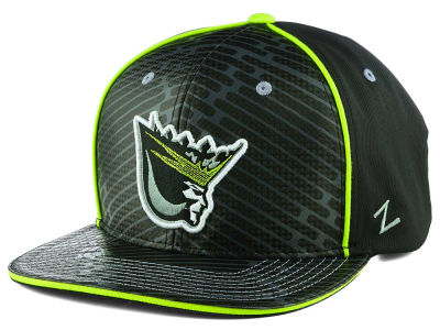 Edmonton Oil Kings Zephyr WHL Eliminator Snapback Cap