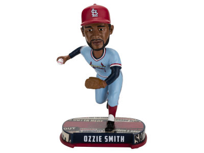 St. Louis Cardinals Ozzie Smith Forever Collectibles Headline Bobblehead