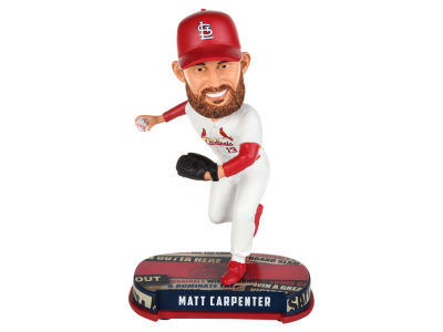 St. Louis Cardinals Matt Carpenter Headline Bobblehead