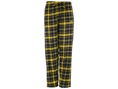 Missouri Tigers Concept Sports NCAA Men's Bleacher Flannel Sleep Pants