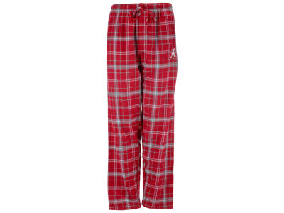 Alabama Crimson Tide NCAA Men's Bleacher Flannel Sleep Pants