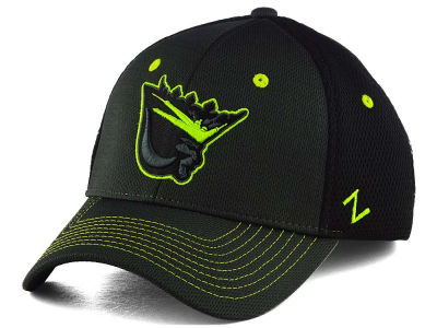 Edmonton Oil Kings Zephyr WHL Ultra Curved Flex Cap