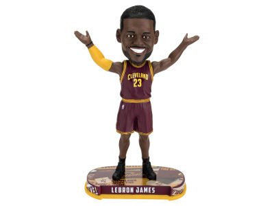 Cleveland Cavaliers LeBron James Forever Collectibles Headline Bobblehead