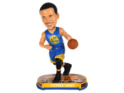 Golden State Warriors Stephen Curry Headline Bobblehead
