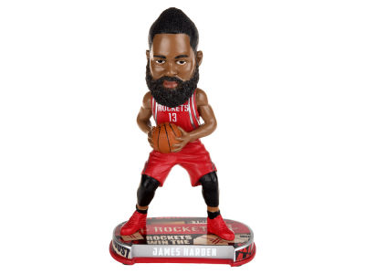 Houston Rockets James Harden Headline Bobblehead