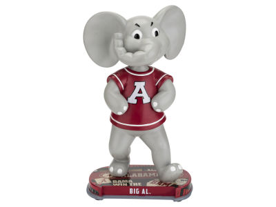 Alabama Crimson Tide elephant Headline Bobblehead