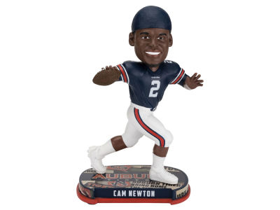 Auburn Tigers Cam Newton Forever Collectibles Headline Bobblehead