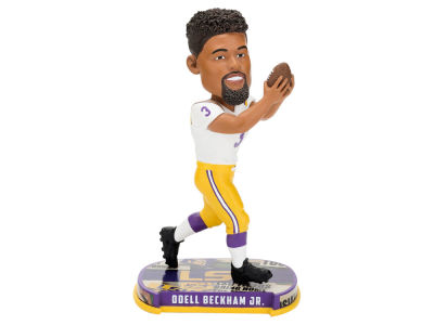 LSU Tigers Odell Beckham Jr. Forever Collectibles Headline Bobblehead