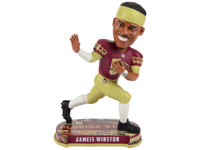 Florida State Seminoles Jameis Winston Forever Collectibles Headline Bobblehead