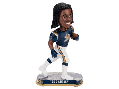 Los Angeles Rams Todd Gurley Forever Collectibles Headline Bobblehead
