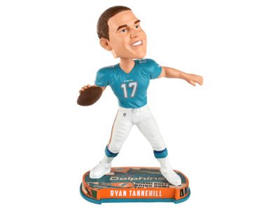 Miami Dolphins Ryan Tannehill Forever Collectibles Headline Bobblehead
