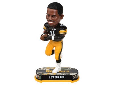 Pittsburgh Steelers Le'Veon Bell Headline Bobblehead