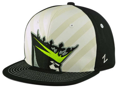 Edmonton Oil Kings Zephyr WHL Kids Shockwave Snapback Cap