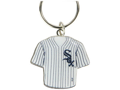 Chicago White Sox Jersey Spinner Keychain