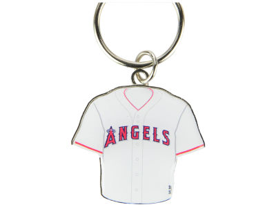 Los Angeles Angels Jersey Spinner Keychain