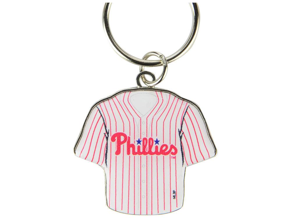Philadelphia Phillies Jersey Spinner Keychain  44da51606