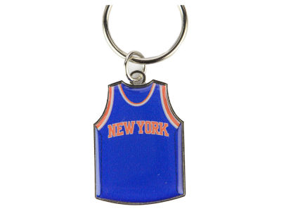 New York Knicks Jersey Spinner Keychain