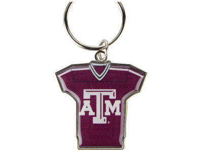 Texas A&M Aggies Jersey Spinner Keychain