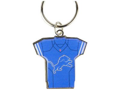 Detroit Lions Jersey Spinner Keychain