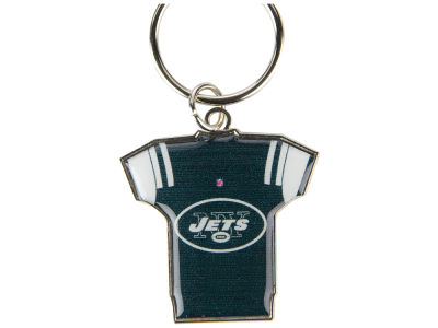 New York Jets Jersey Spinner Keychain
