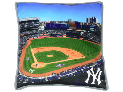New York Yankees 10 Deep Printed Stadium Pillow