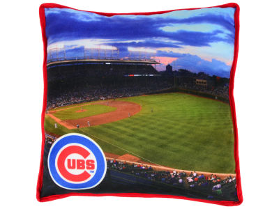Chicago Cubs Printed Stadium Pillow