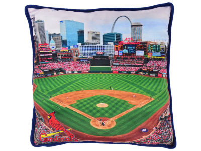 St. Louis Cardinals Printed Stadium Pillow