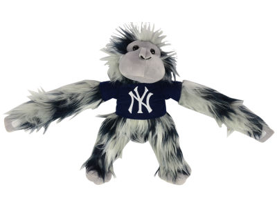 New York Yankees 10 Deep Fluffy Monkey