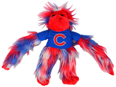 Chicago Cubs Fluffy Monkey