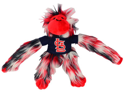 St. Louis Cardinals Fluffy Monkey