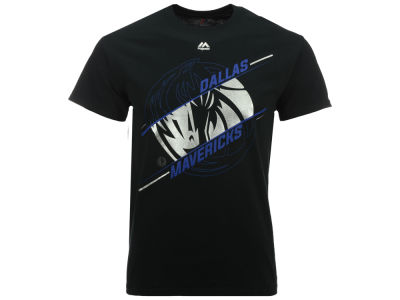 Dallas Mavericks Majestic NBA Men's Fashion T-Shirt