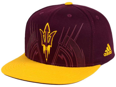Arizona State Sun Devils adidas NCAA March Madness Snapback Cap