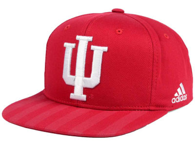 Indiana Hoosiers adidas NCAA March Madness Snapback Cap