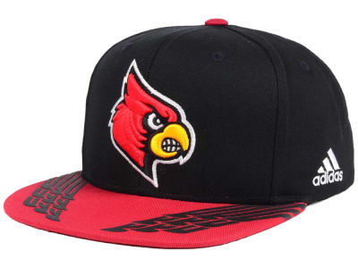 Louisville Cardinals adidas NCAA March Madness Snapback Cap