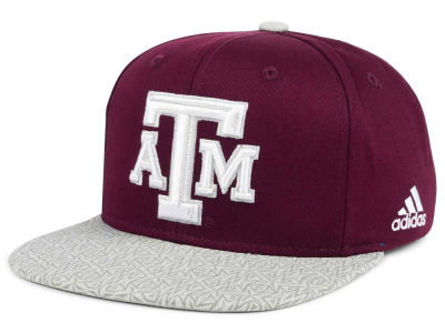 Texas A&M Aggies adidas NCAA March Madness Snapback Cap
