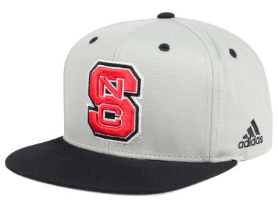 North Carolina State Wolfpack adidas NCAA March Madness Snapback Cap