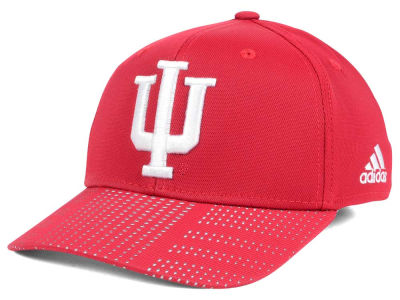 Indiana Hoosiers adidas NCAA March Madness Flex Cap