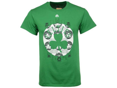 Boston Celtics NBA 2 for $30 Majestic NBA Men's Fashion T-Shirt