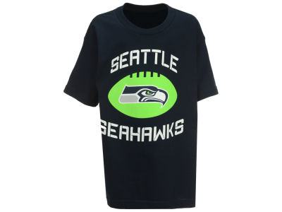 Seattle Seahawks Outerstuff NFL Youth Endless T-Shirt