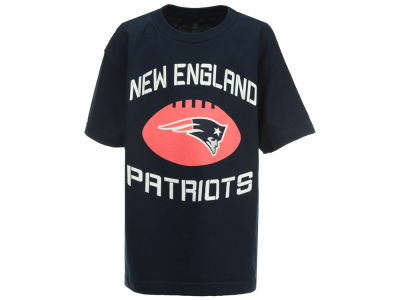 New England Patriots Outerstuff NFL Youth Endless T-Shirt