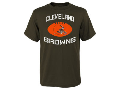 Cleveland Browns Outerstuff NFL Youth Endless T-Shirt
