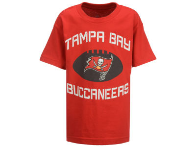 Tampa Bay Buccaneers Outerstuff NFL Youth Endless T-Shirt