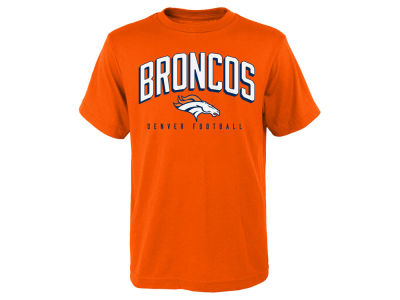 Denver Broncos Outerstuff NFL Youth Arch Stand T-Shirt