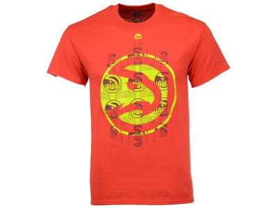 Atlanta Hawks Majestic NBA Men's Fashion T-Shirt