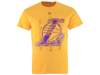 Los Angeles Lakers NBA 2 for $30 Majestic NBA Men's Fashion T-Shirt