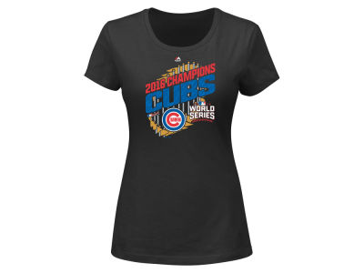 Chicago Cubs MLB Women's Parade Champ T-Shirt