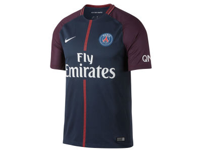 Paris Saint-Germain Nike Men's Club Team Home Stadium Jersey