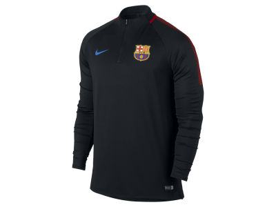 FC Barcelona Nike Men's Club Team Drill Top 1/4 Zip
